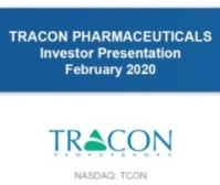 TraconPharmaceuticals-Investor Deck February 2020.pdf