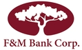 F & M Bank Corp, Timberville Banks, CEO Interview 2019